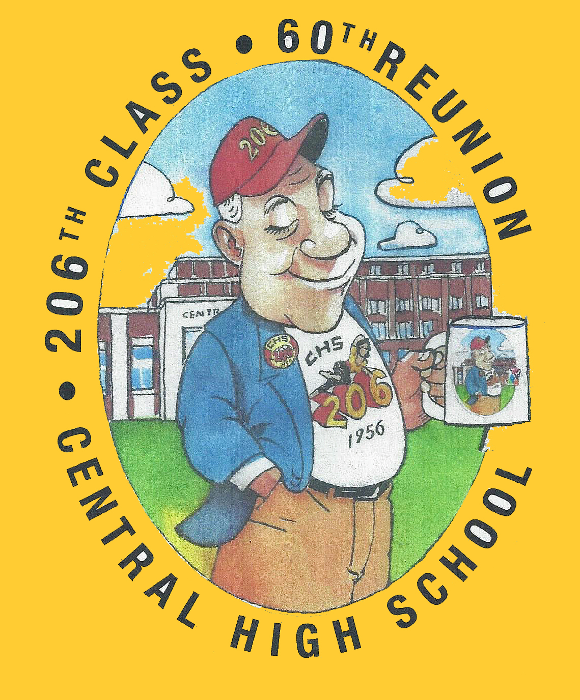 60th Reunion Logo.